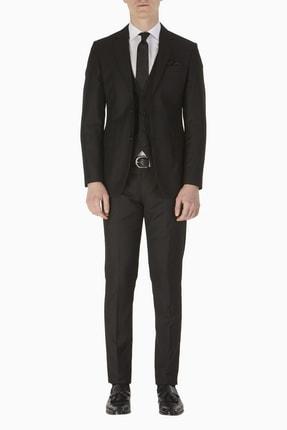 Efor 050 Slim Fit Siyah Altro Takım Elbise