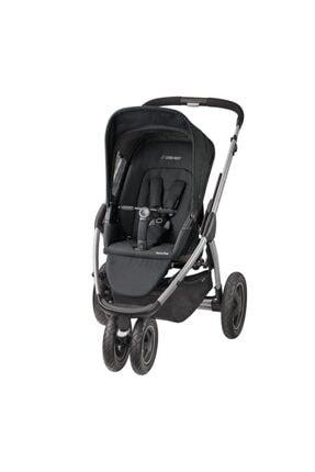 MAXİ-COSİ Maxi-Cosi Mura Plus 3 Bebek Arabası / Black Raven