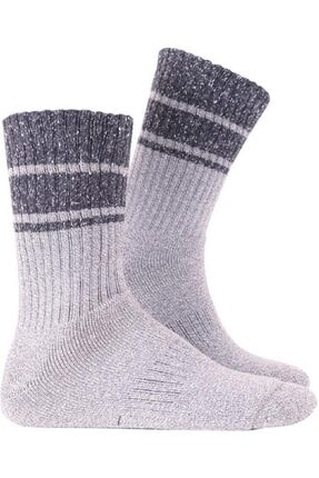 THERMOFORM Anti-blister Çorap- Gri (Hzts47-r008)