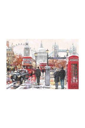 Anatolian Puzzle London 2000 Parça Puzzle 3937