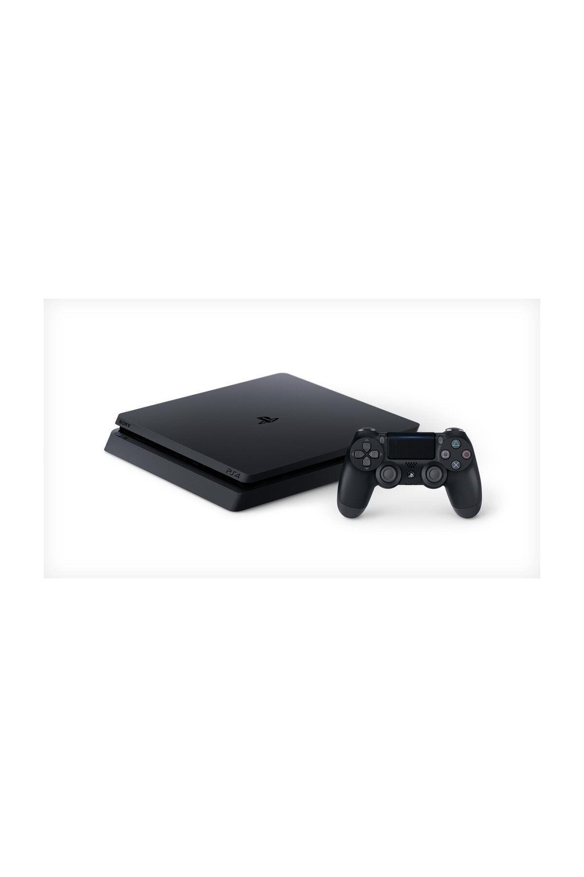 Sony Playstation 4 Slim 500 Gb + Gta V + Days Gone + God Of War + Fortnite + Psn (Eurasia Garantili) 2