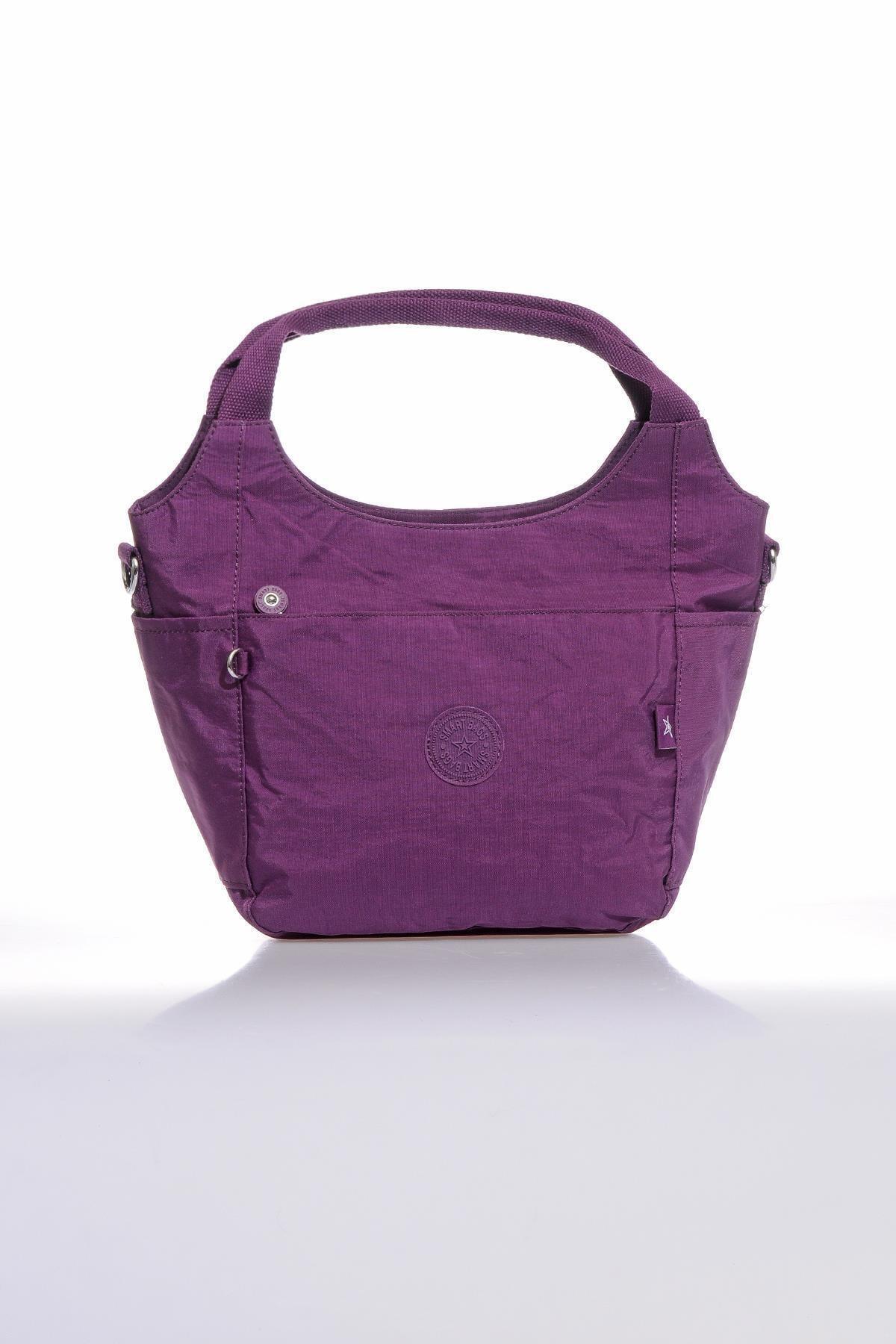 SMART BAGS Smb3079-0027 Mor Kadın Omuz Çantası 1