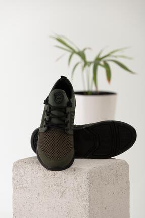 MP Kahverengi Spor Ayakkabısı
