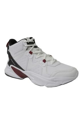 MP M.p 202-1400 Beyaz (40-45) Basketbol Erkek Spor Ayakkabı