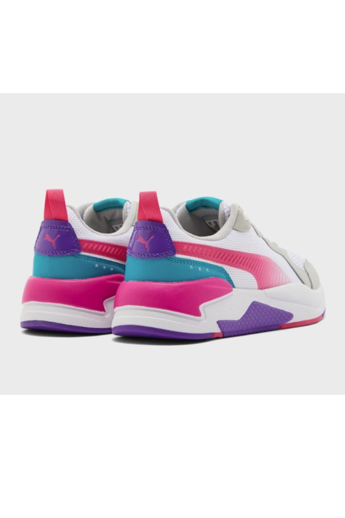 Puma Kadın Pembe X-ray Fantasic Plastic Wins Sneakers 2
