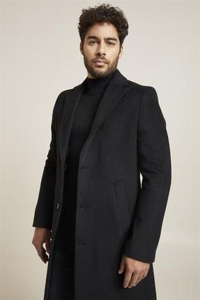 Efor Plt 067 Siyah Klasik Palto