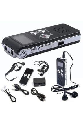 OKMORE Dijital Ses Kayıt Cihazı Profesyonel Ses Kaydedici Mp3 Çalar 8 Gb Hafızalı