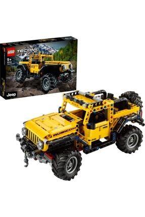 LEGO Jeep Wrangler Lmt42122