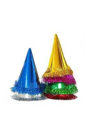 eymen süs Yılbaşı Şapkası 10 Lu Set