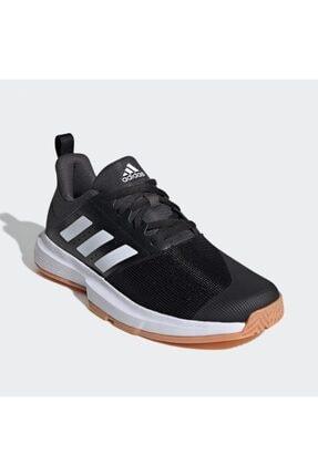 adidas Fu8397 Essence Kadın Siyah Badminton Voleybol Salon Ayakkabısı