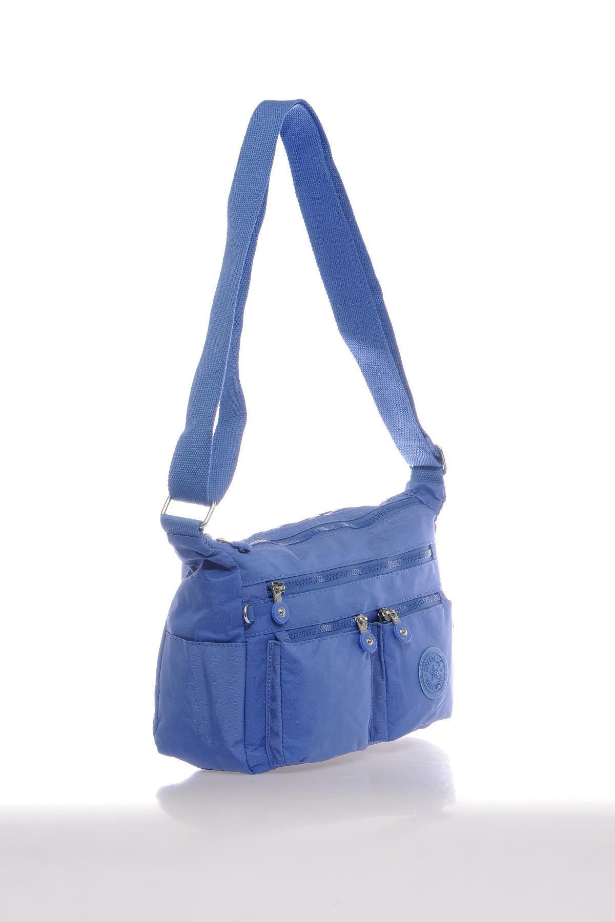 SMART BAGS Smb3065-0031 Mavi Kadın Çapraz Çanta 2