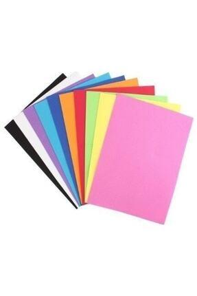 Yerli Asil Doğan Diamond A4 Renkli Fotokopi Kağıdı 10 Renk Karışık (10 Yaprak) 80 gr M-50301