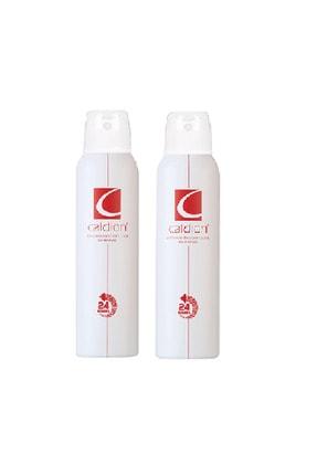 Caldion Kadın 150 ml Dedorant 2 Adet