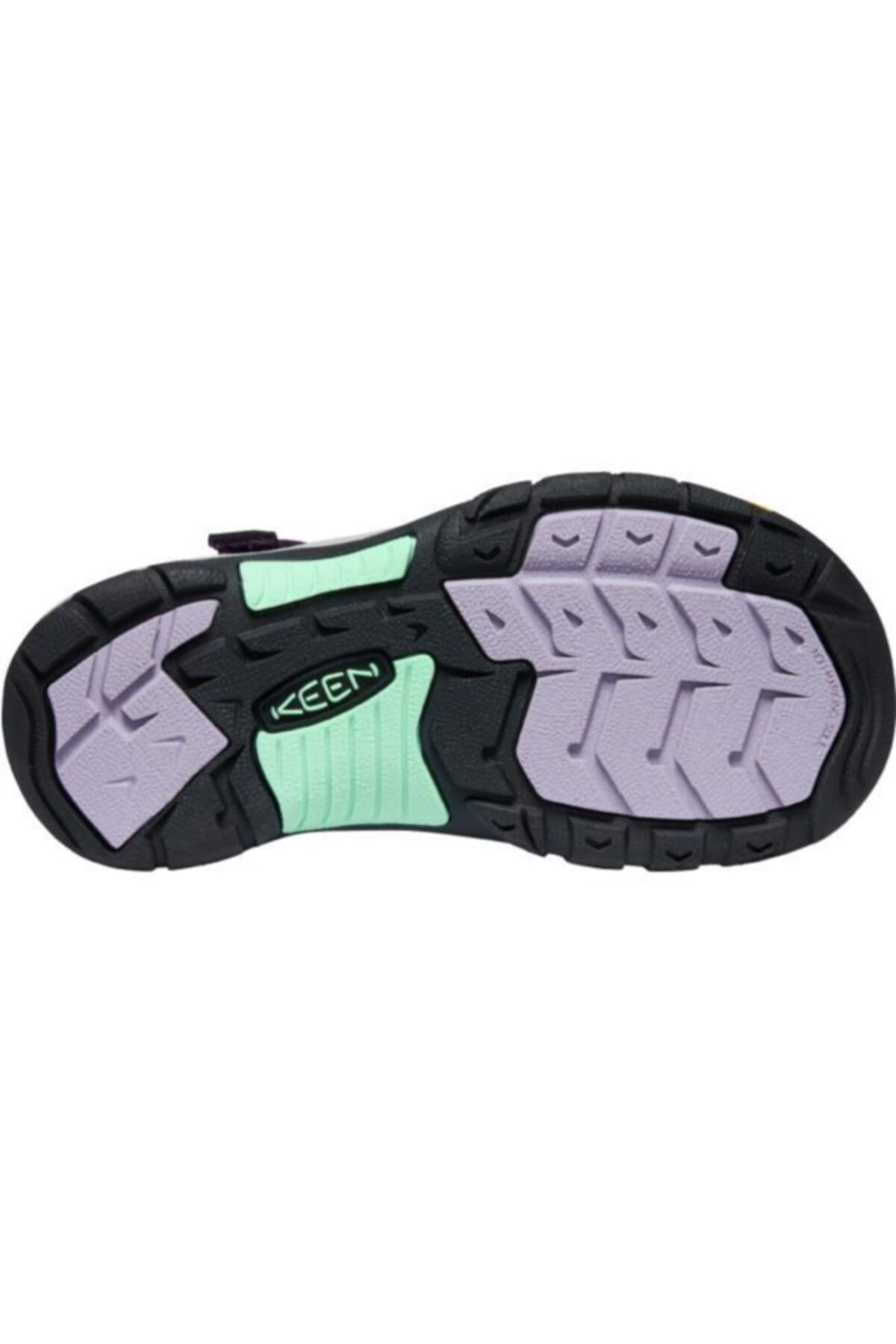 Keen Newport H2 Genç Sandalet Mor 2