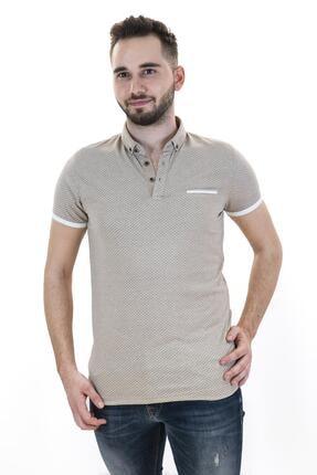 Lufian Erkek Slim Fit Yul Basic Polo T- Shirt Lf17smkw22005