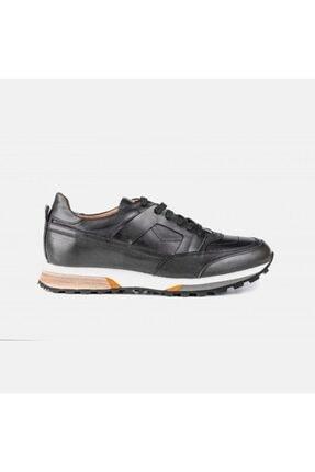 MARCOMEN 152-12537 Siyah-silver Erkek Ayakkabı
