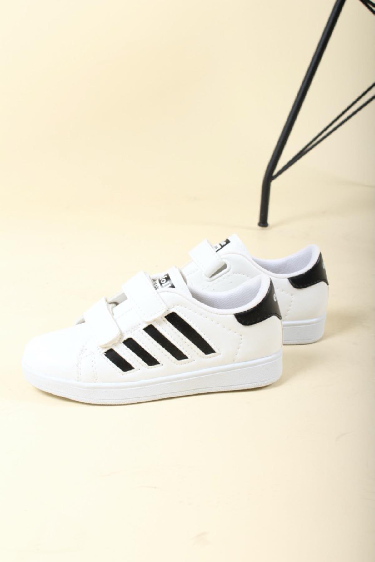 Oksit Efolle Cırtlı Garson Çocuk Spor Ayakkabı 2