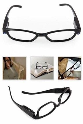 Practika Çift Led Işıklı Kitap Okuma Gözlüğü K42