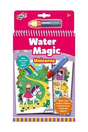 Galt Yayınları Water Magic Sihirli Boyama Unicorns