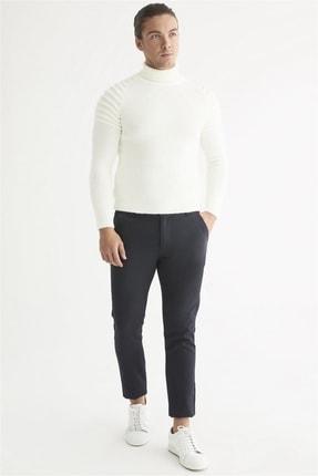 Efor Atp 016 Slim Fit Lacivert Spor Pantolon