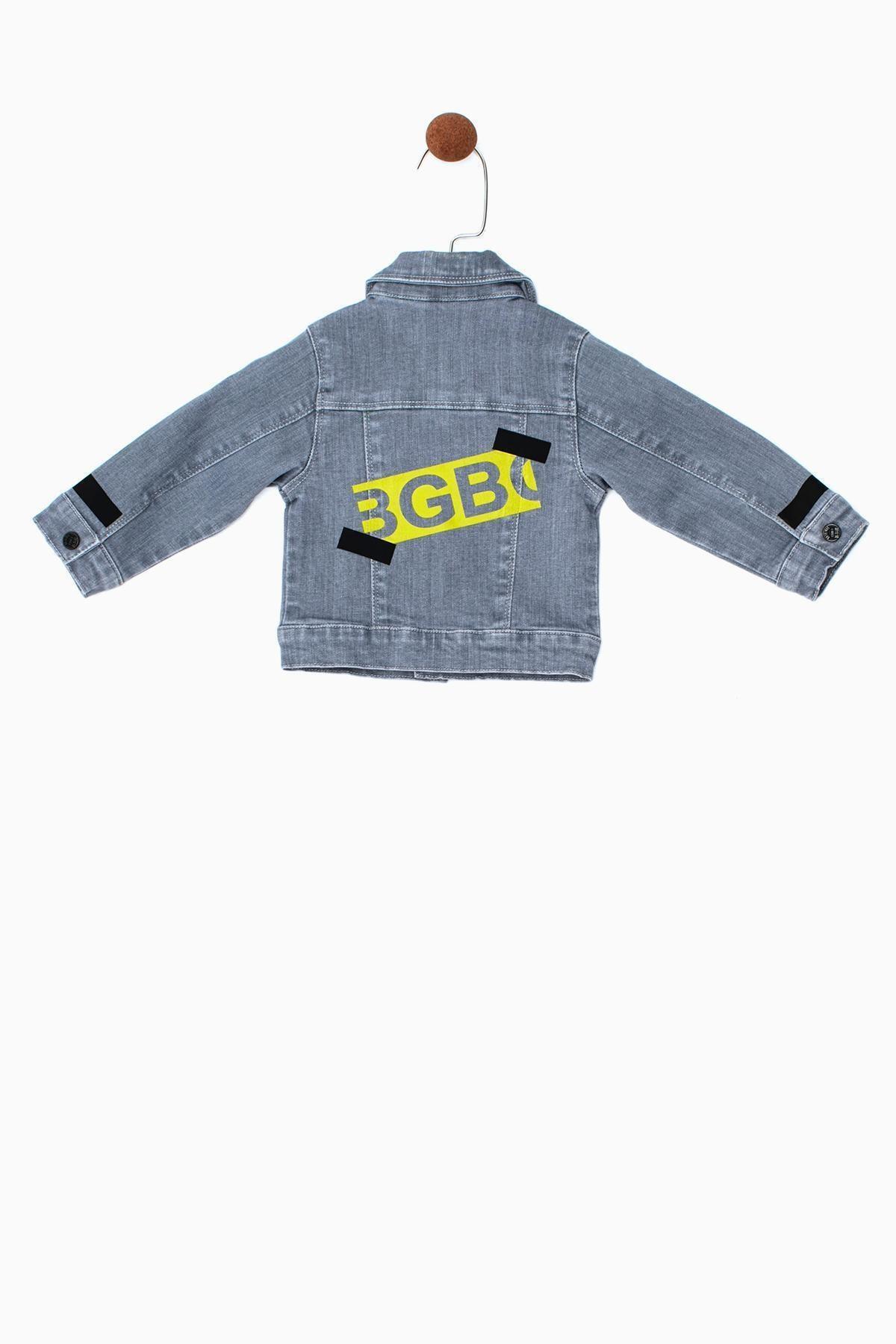BG Baby Erkek Bebek Jean Ceket 19ss0bg1704 2