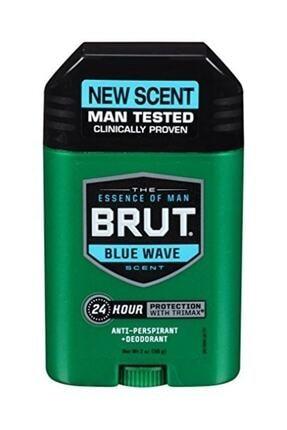 Brut Brüt Blue Wave Scent Deodorant 56 G 827755090953