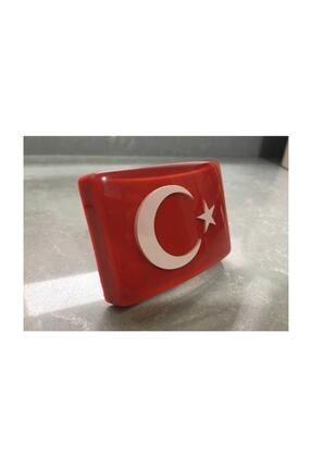3M Türk Bayrağı Panjur Arması | Ön Tampon Logosu 3d Arma