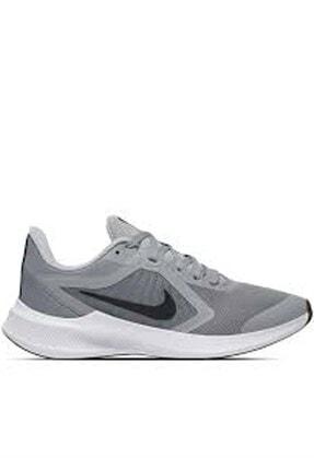 Nike Downshıfter 10 (Gs) Kadın Yürüyüş Koşu Ayakkabı Cj2066-003-gri