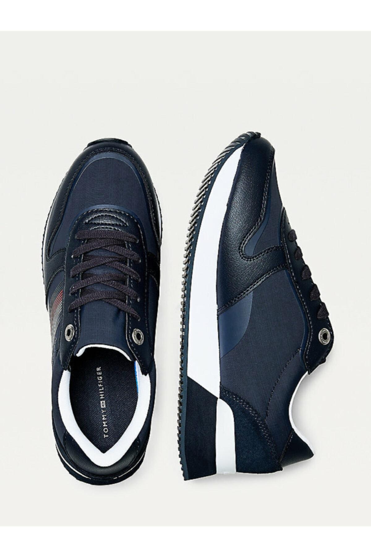 Tommy Hilfiger Kadın Th Active City Sneaker 2