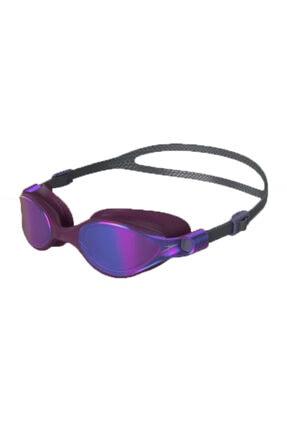 SPEEDO Virtue Mir Gog Af Grey/purp Kadın Yüzücü Gözlüğü