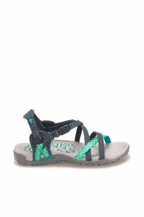 Merrell Terran Lattice Ii Lacivert Kadın Deri Sandalet 100223253