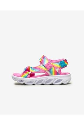 SKECHERS HYPNO-FLASH - RAINBOW LIGHTS Büyük Kız Çocuk Çok Renkli Sandalet