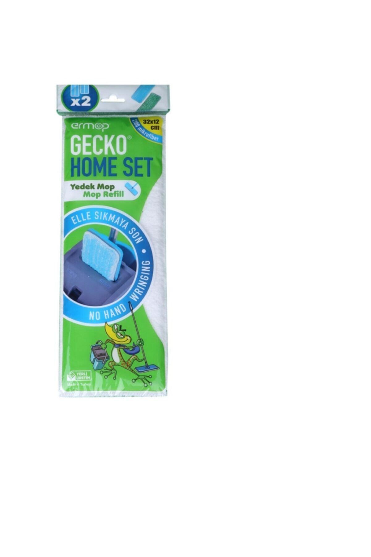 Ermop Gecko Home Set Yedek Mop 1