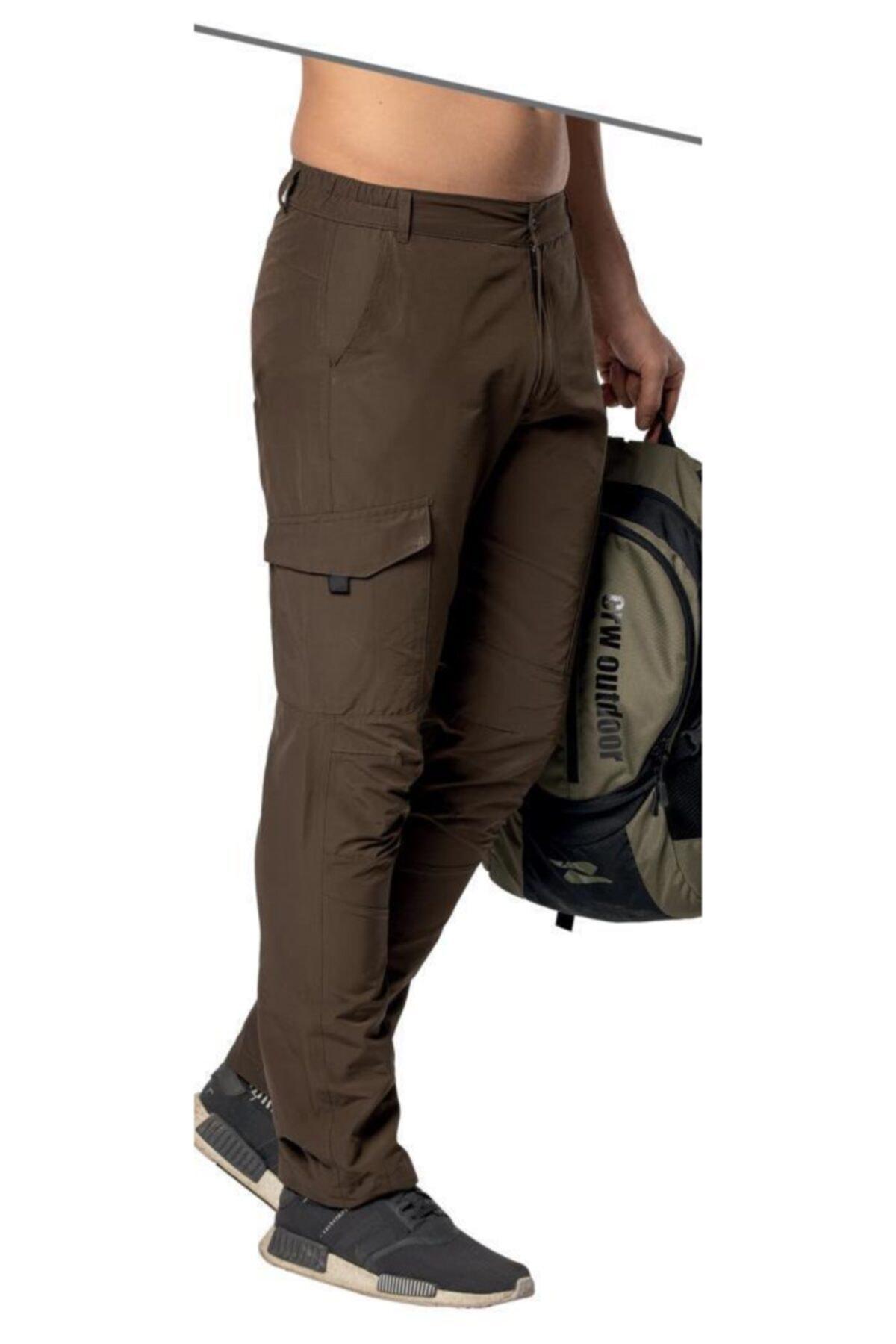 Crozwise Outdoor Erkek Pantolon Yeni Sezon Yazlık Pantolon 1