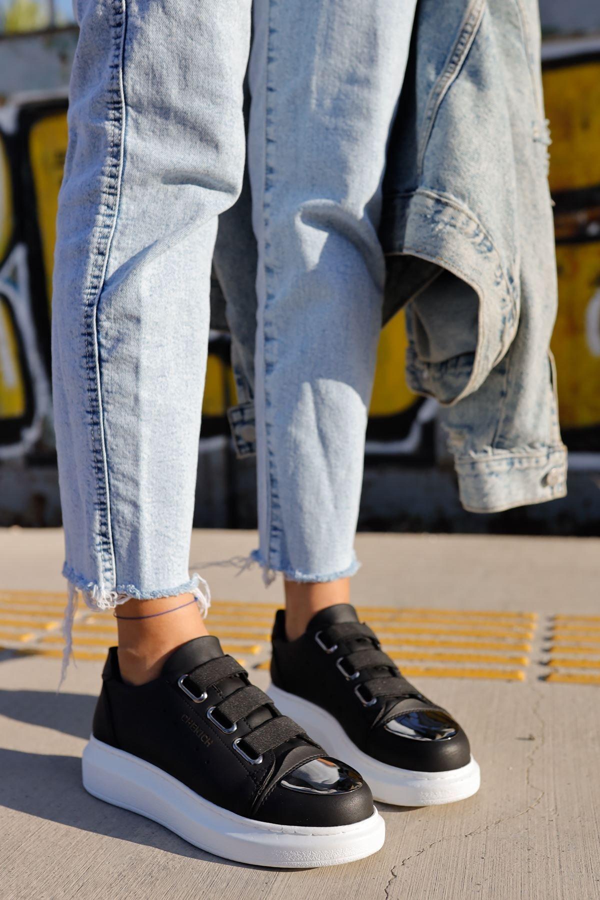 Chekich Ch251 Bt Kadın Ayakkabı Sıyah 1
