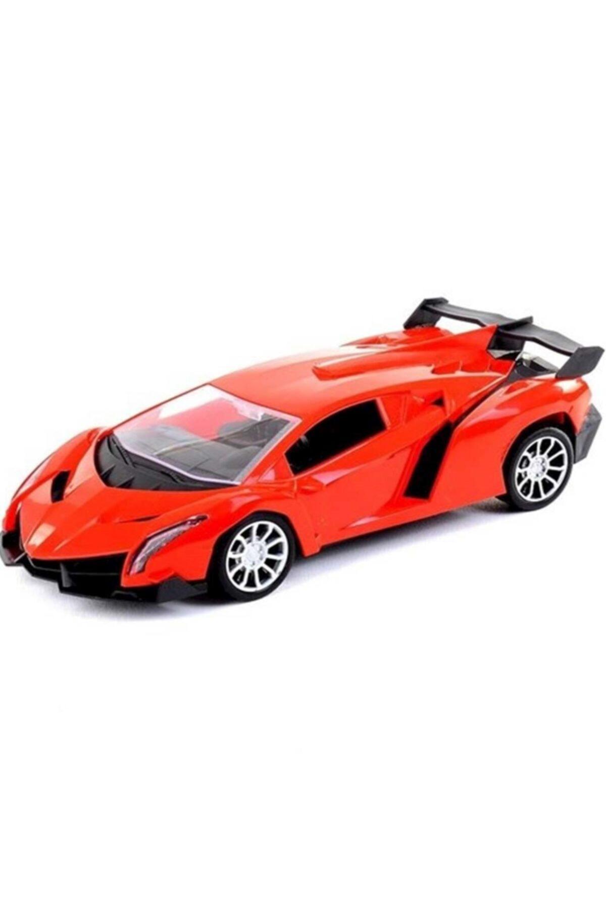 Kayyum Oyuncak Uzaktan Kumandalı 1:16 Şarlı Spor Araba Lamborghini Roadstar 1