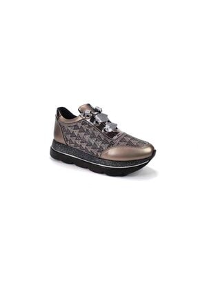 Pierre Cardin Pc-30466 Kadın Kalın Taban Günlük Sneaker Ayakkabı