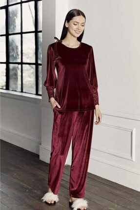 Artış Kadife Pijama Takımı