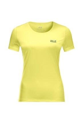 Jack Wolfskin Tech T W Ultra Hafif T-shirt