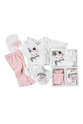 Miniworld Kız Bebek Fiyonklu Prenses 5 Li Hastane Çıkışı