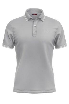 Kappa Rdk Erkek Polo T-shirt Santa -gri (1-6113sw0-77m)