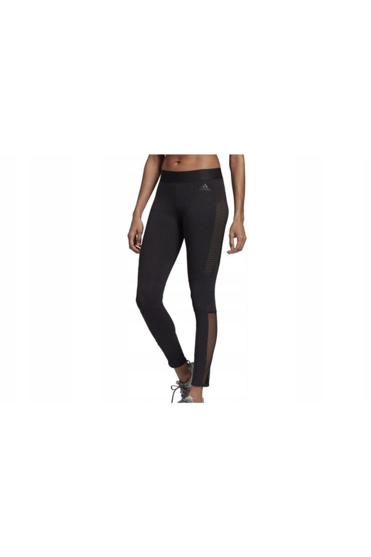 adidas Siyah Kadın Günlük Tayt Dz8653 W Id Mesh Tight 1