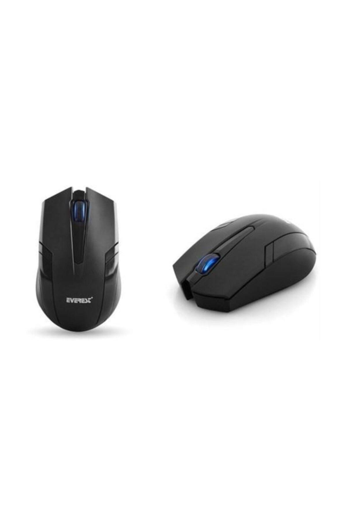 Everest Km-8000 Siyah Kablosuz Q Multimedia Klavye + Mouse Set 2