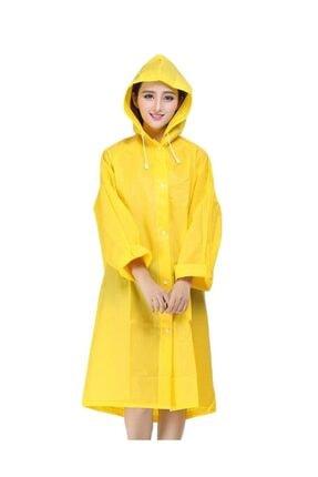 İMEXTECH Unisex Renkli Yağmurluk