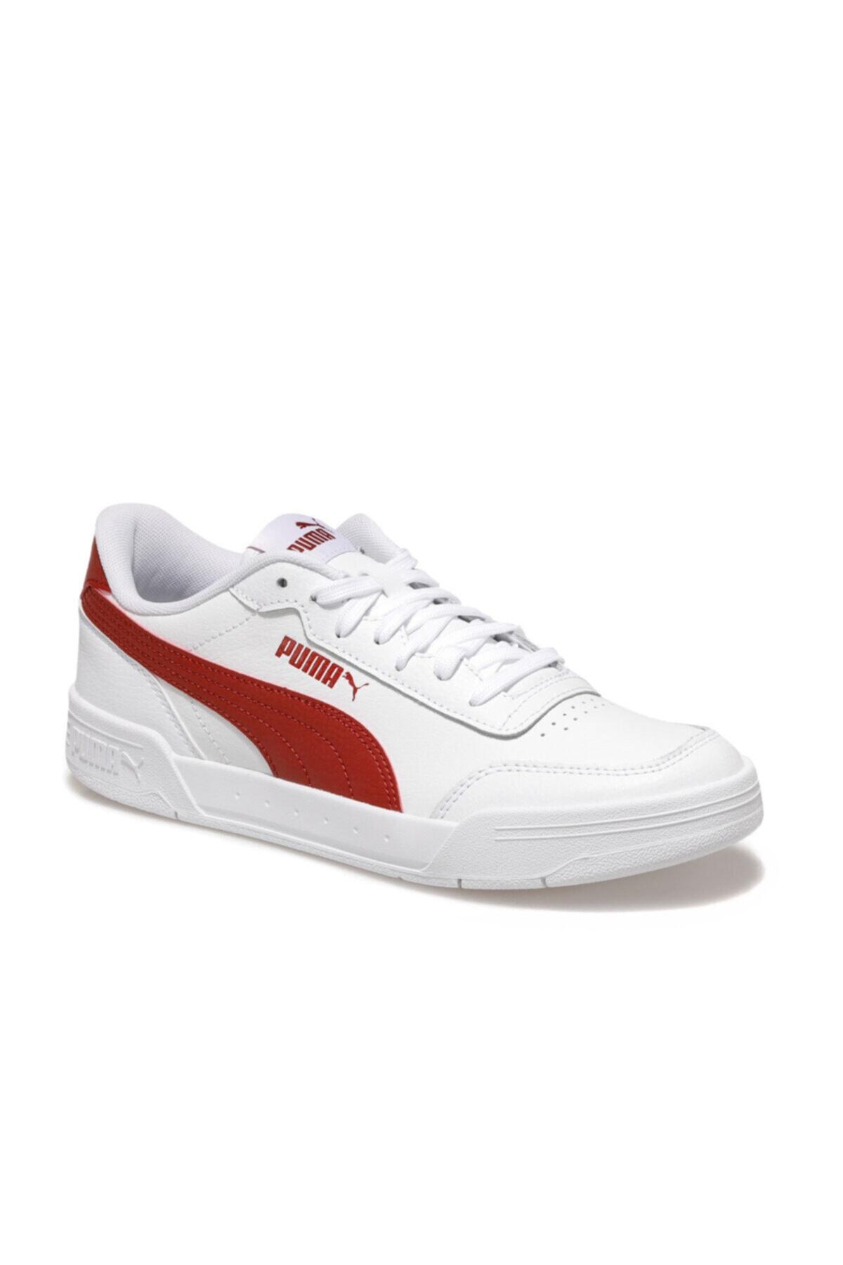 Puma CARACAL Beyaz Erkek Sneaker Ayakkabı 100640965 1