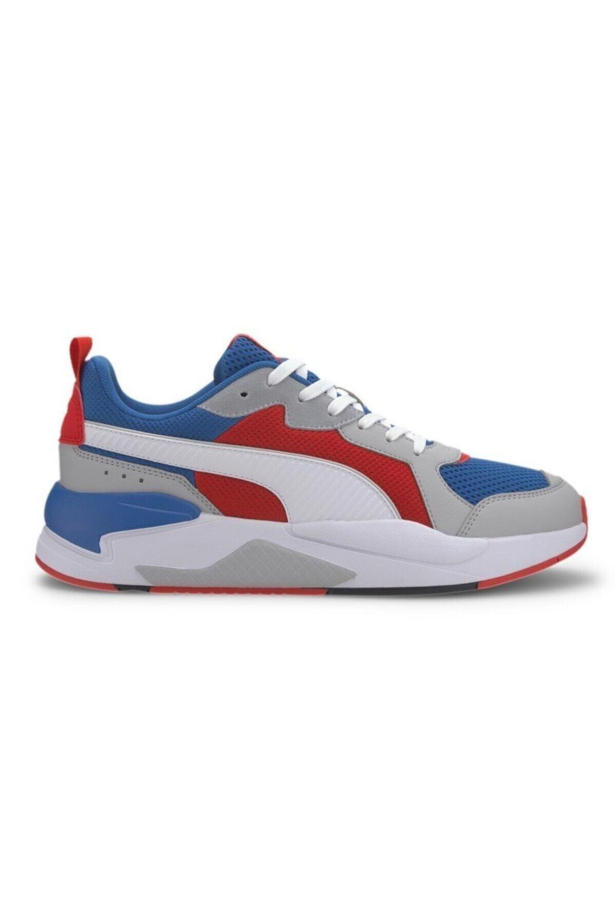 Puma X-RAY Lacivert Erkek Sneaker Ayakkabı 100532369 1