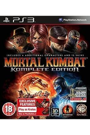 Wb Games Mortal Kombat Komplete Edition Ps3