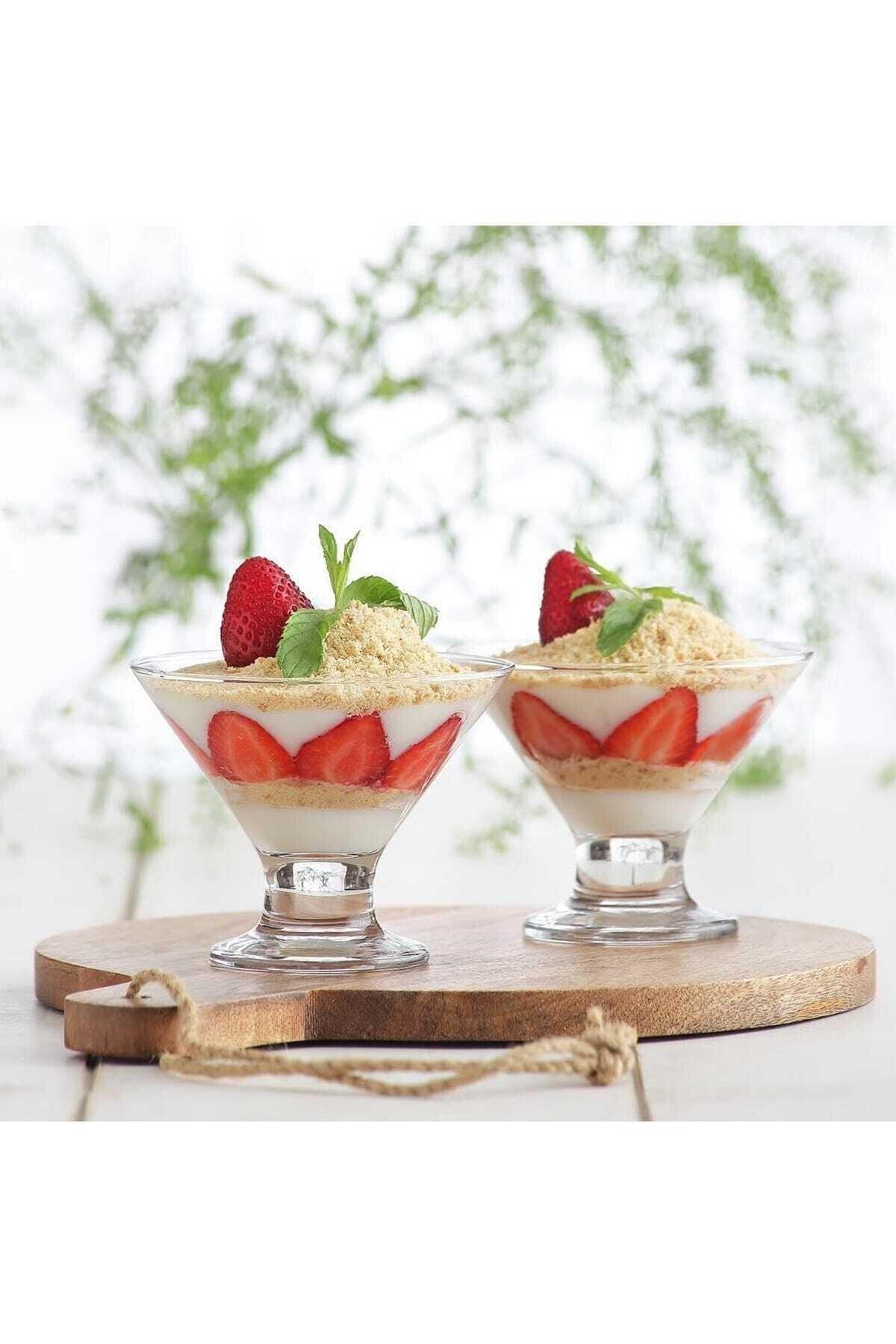 LAV Crema 6'lı Dondurmalık-tatlı Servisi 2