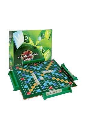 Devo Oyun Kelime Üretme Oyunu Yerli Üretim Türkçe Scrabble Kelime Avı