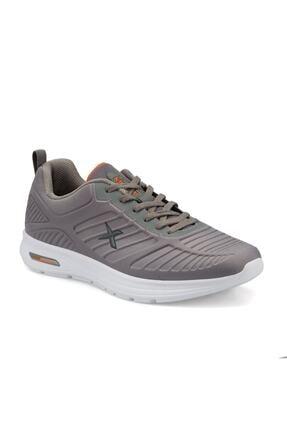 Kinetix Evor Gri Erkek Koşu Ayakkabısı